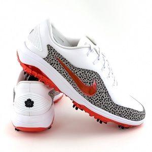NEW Nike React Vapor 2 NRG Safari Golf Shoes
